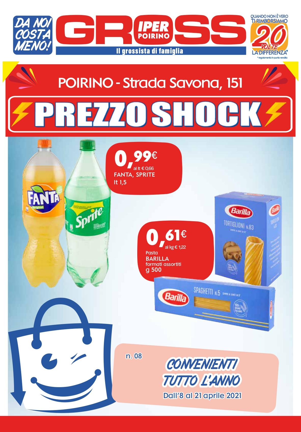 POIRINO Vol.8