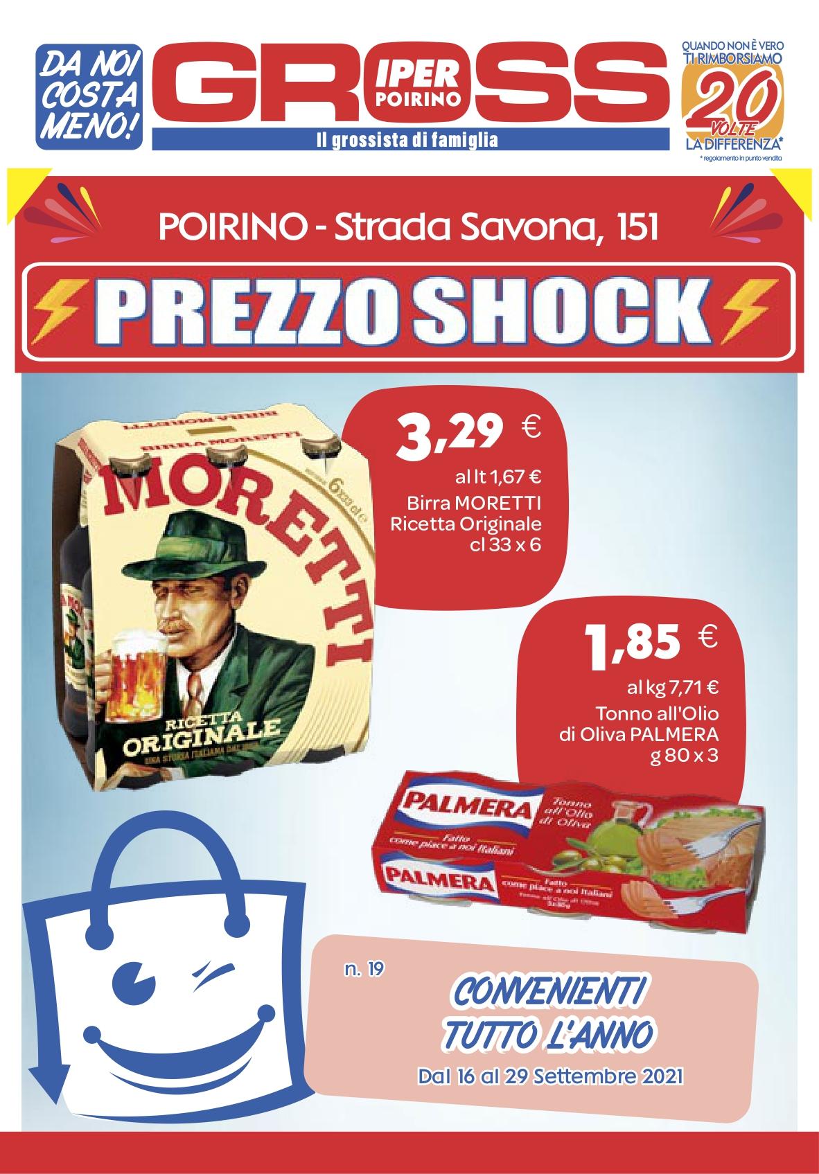 POIRINO VOL. 19