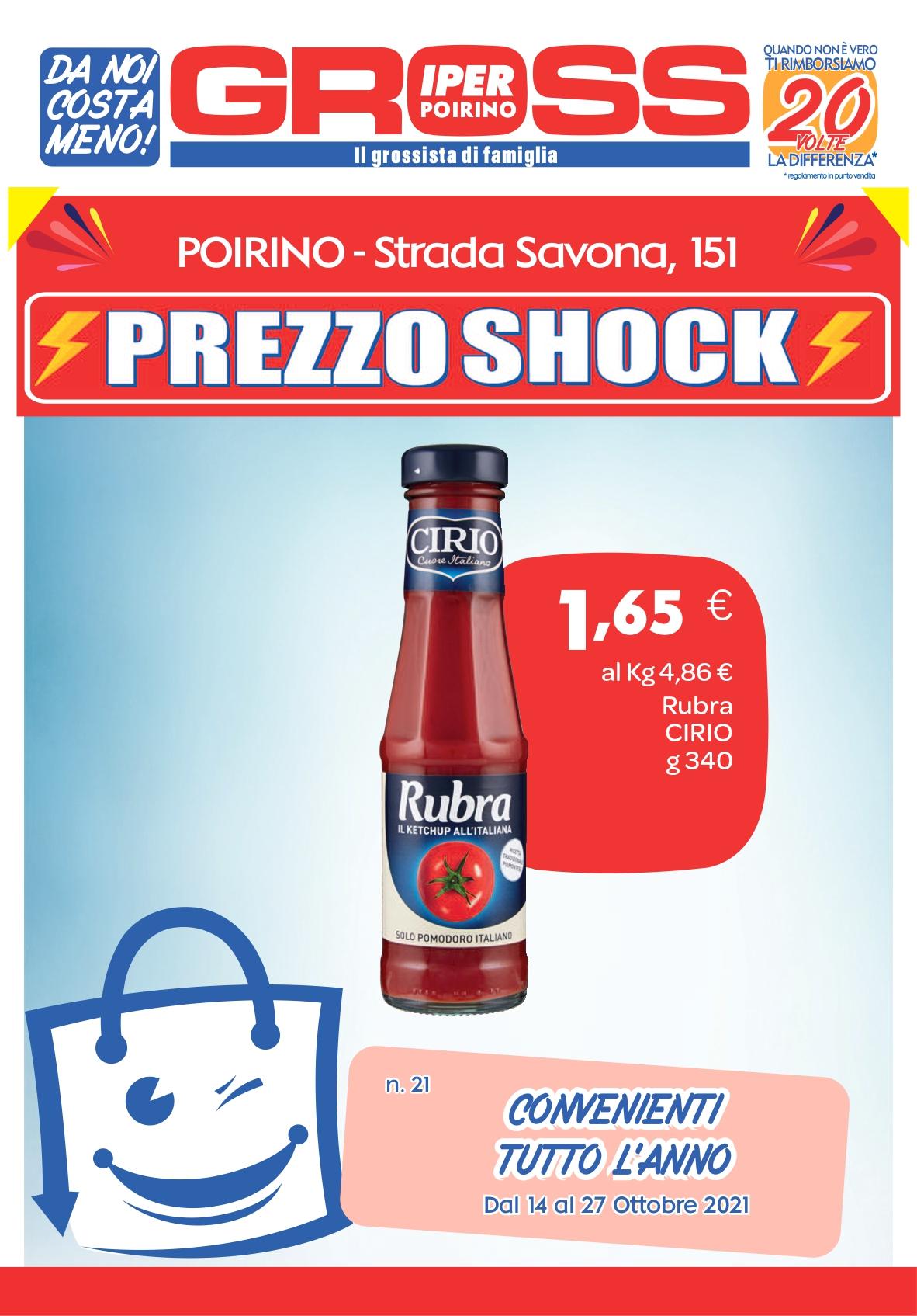 POIRINO VOL. 21